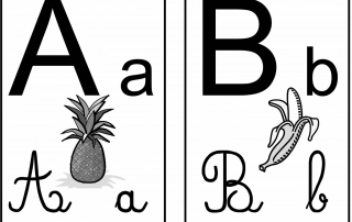 L'alphabet illustré