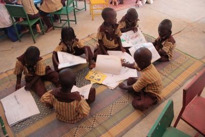 Enfants travaillant